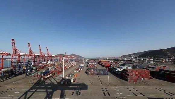中国外贸最新图谱:沿海大省