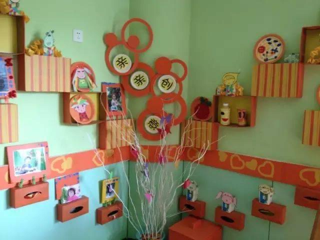 【环创布置】墙面装饰,门牌区角,科学区等等 ,哇,这还是我们的幼儿园图片