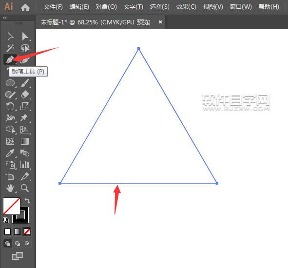 用aiv车辆当心车辆图形用Turtle库绘制简单标志图片
