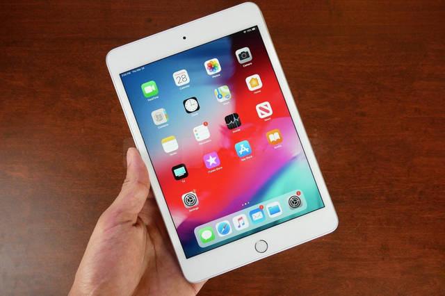 原创苹果ipad mini5搭载a12处理器+3gb,价格良心,每人限定6台