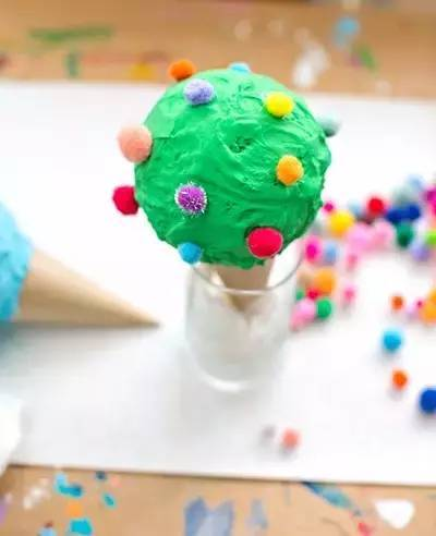 10款幼儿园冰淇淋手工制作教程(幼师必看)