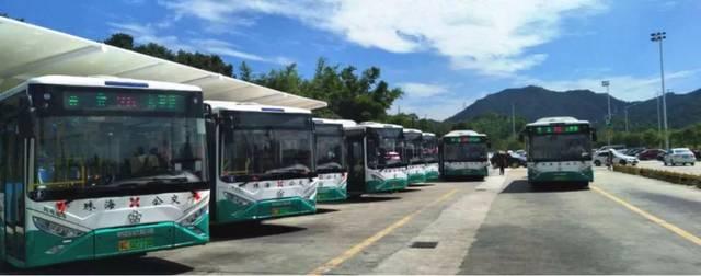 明天起,珠海一大波公交线路有变化,这些公交站改名!