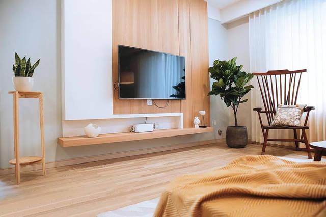 郑州90后一族110平北欧风格装修实景,简单大方超级有品位