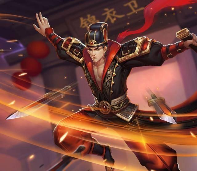 王者榮耀:狄仁杰新皮膚免費送 不過惡意游戲將被系統收回圖片