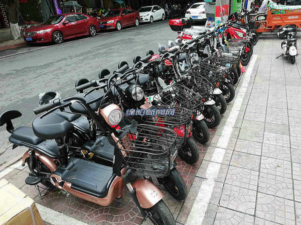 绵阳人,购买超标电动自行车将无法上户!图片