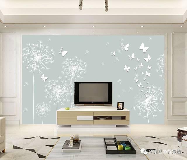 2019年,50款现代简约设计效果图,电视墙这样做简单又大气!图片