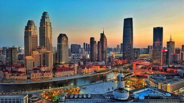 哲天津聚会_世界你好,我是天津!说出你爱上这座城的理由(最燃8分钟完整视频来了)