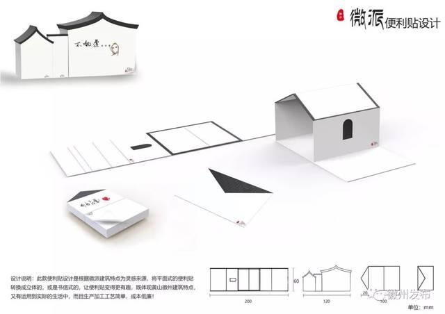 徽州区首届文创产品设计展示大赛终评结果出炉图片