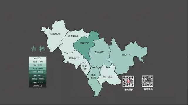 若数字无法看清,可以点击图片,放大来看,很清楚. 华北地区图片