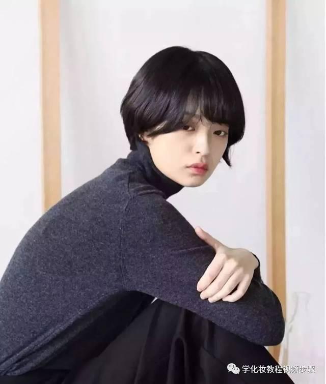 短发发型女:2019好看的短发发型,不烫不染一样仙气满满!图片