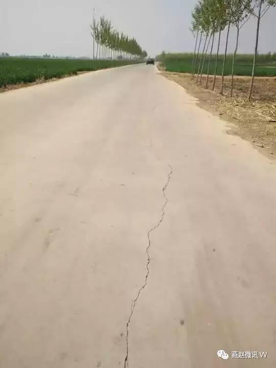 河北巨鹿县:交通局巨资修建道路