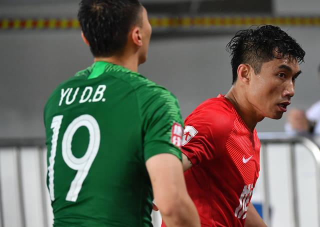 足球|中超:廣州恒大不敵北京國安圖片
