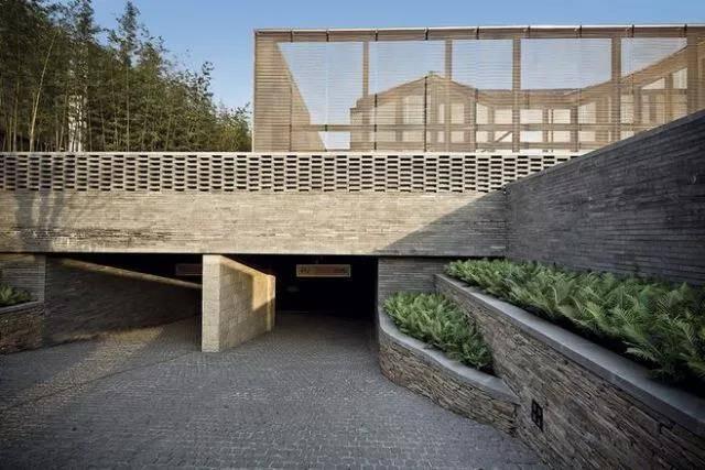 地下停车场规划设计就应这样v农村农村两层平房建筑设计图纸图片