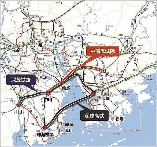 东莞2035年地铁规划图