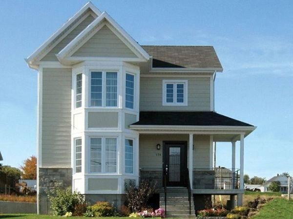 10套2层200平双包卖价,每套轻钢成本价20万,别墅23万楼梯三折别墅图片