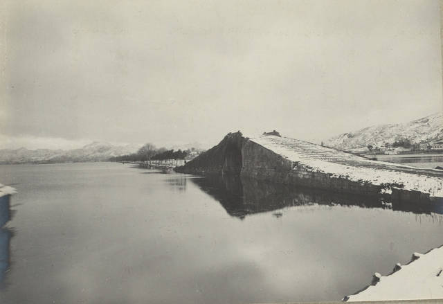老照片:100年前的杭州西湖 你觉得现在还看还是100年前好看呢?