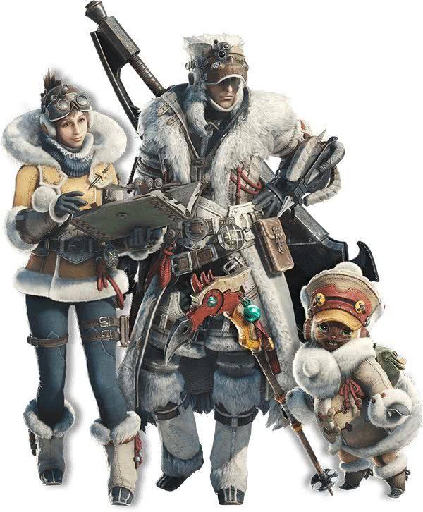 《怪物�C人世界:Iceborne》DLC情��R�,迅��再度登��