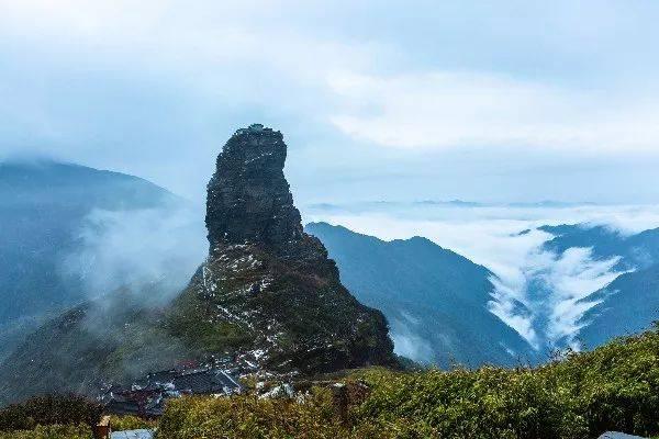 贵州首条景区直达高铁环线旅游