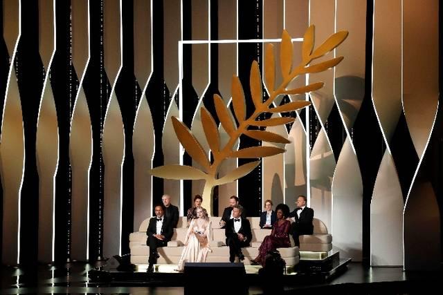 图为2019年5月14日,在中国戛纳,戛纳电影巩俐亮相第72届法国电影节演员天军图片