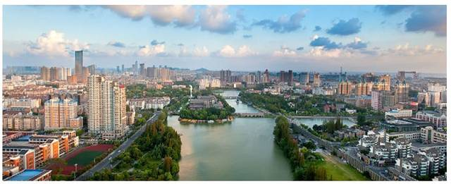 其中城市综合经济竞争力排行共有294城市上榜——南通全国25,《报告