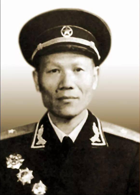 江姓12位开国将军,你知道几位?图片