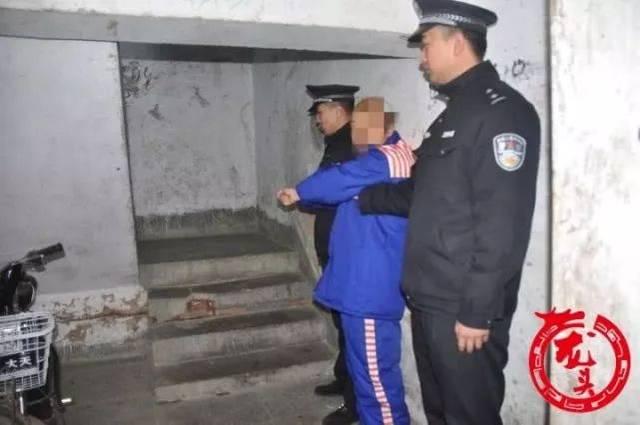 虎林女子被奸杀,23年命案成功告