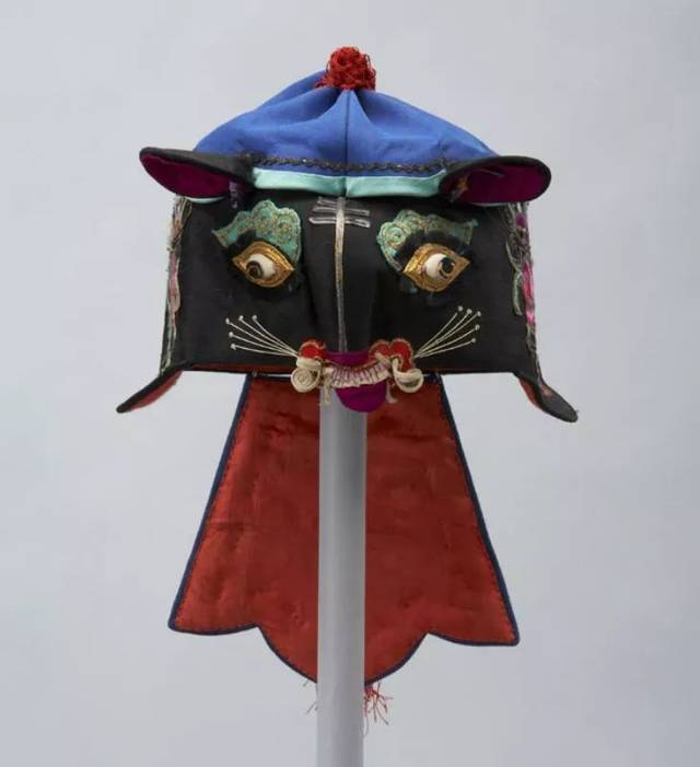 中国传统文化——虎头帽