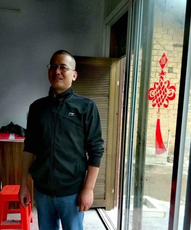 2016年9月29日,贺小林老师,影像来源:贺小林老师微信图片