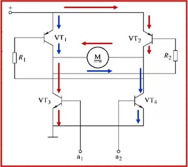 变频震动泵电路图