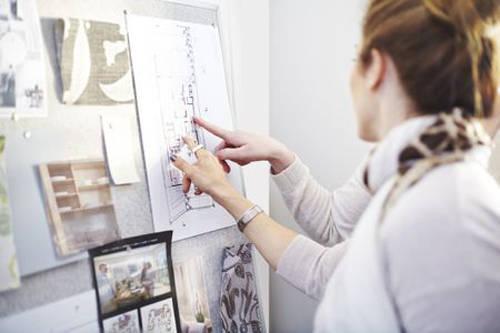 要求室内设计师的应聘有哪些西安房屋设计师图片
