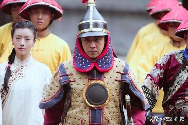 清代技术含量最高,选拨最严格的军队——皇家禁卫军
