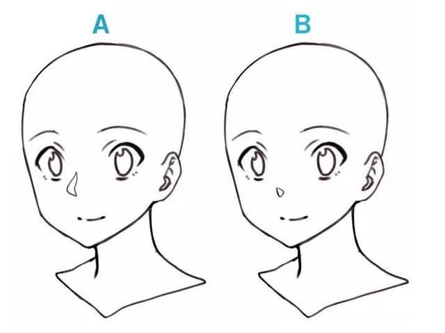 手把手教你画五官 素描鼻子的画法 素描自学网图片