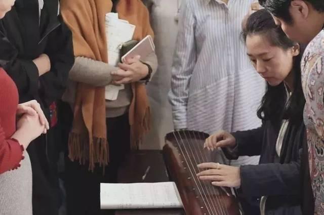 自2009年初创办温州第一个古琴社团——鹿鸣琴社 曲目单 《酒狂》图片