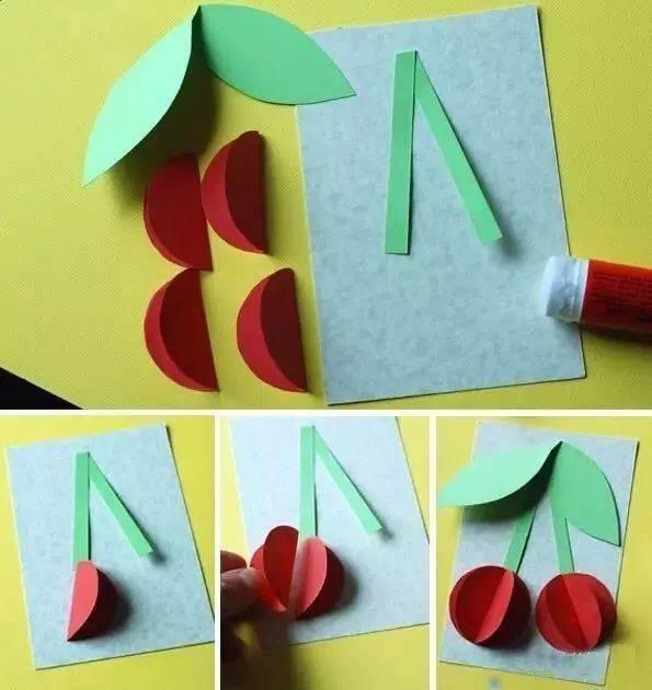 【手工制作】孩子赞爆了!用一张卡纸,竟然引发了全园的创意风暴