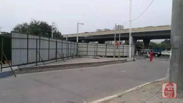 """好消息!郑州:地铁围挡""""瘦身"""" 这些围挡要在8月20号左右拆除"""