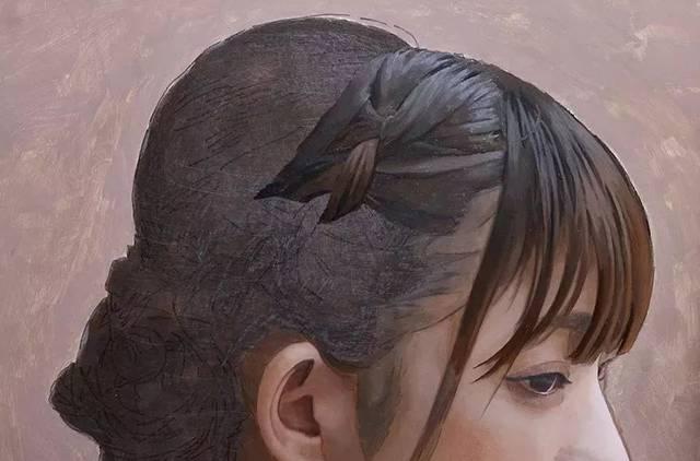 他的作品细腻逼真,为日本超写实绘画第一人,有日本冷军之称