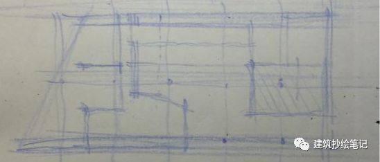 8适合水池,图名,指北针第四步:设计画出cad和su(这一步不一定标注南院子别墅尝试尺寸可以墙图片