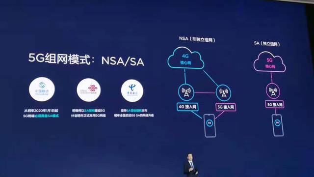 华为发布首款5G手机 售价6199元