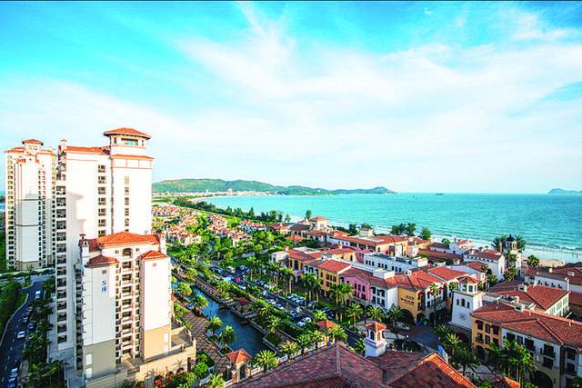 惠东重点推进超百亿项目 打造平海古城海洋文化小镇