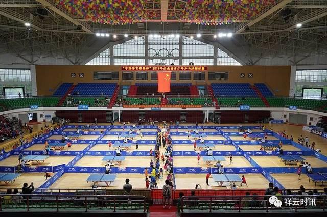 2019年云南省青少年U系列乒乓球锦标赛完备落幕!