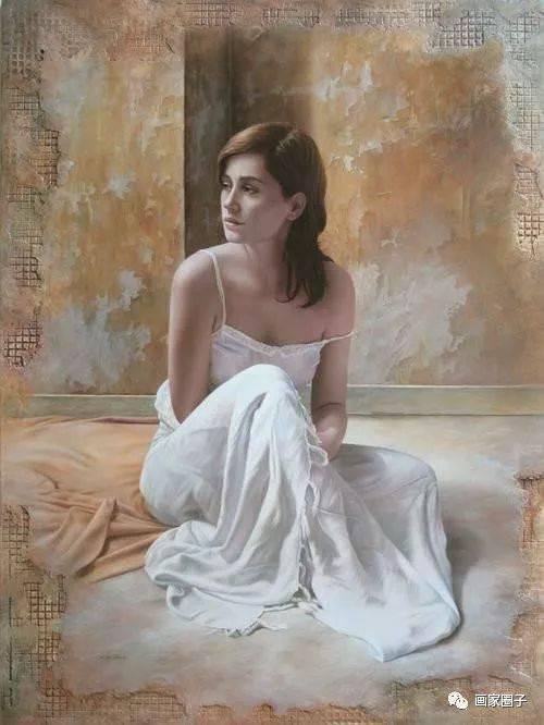 油画大师的人体美女油画欣赏,令人魂牵梦绕
