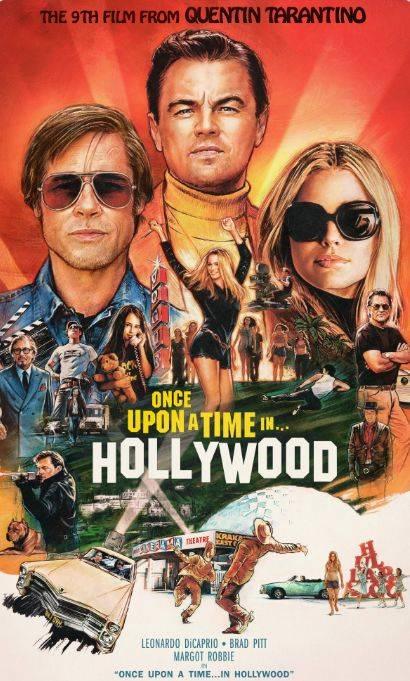 好莱坞往事讲的是什么