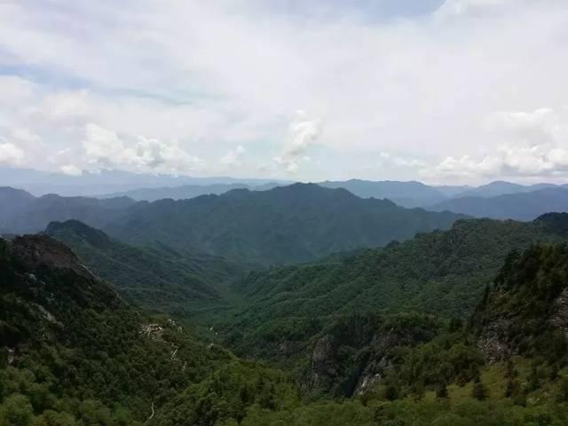 保护秦岭   秦岭生态环境:过去,现在与未来_手机搜狐网图片