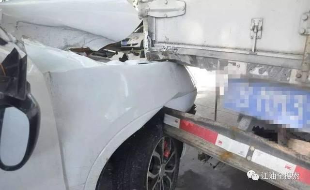 """江油""""8.5""""交通肇事逃逸案告破 这是一场值得全市认真观看的事故."""