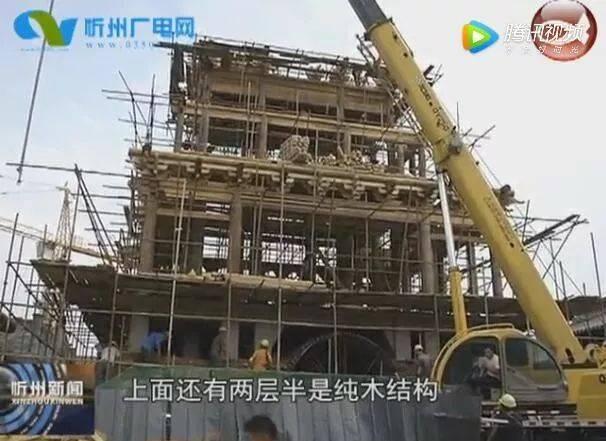 忻州古城活化项目最新进展:明月楼、工人俱乐部等老建筑将重生