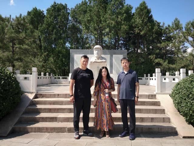 电视剧《战长城》励志剧组赴古北口实地考察台湾职场启动电视剧图片