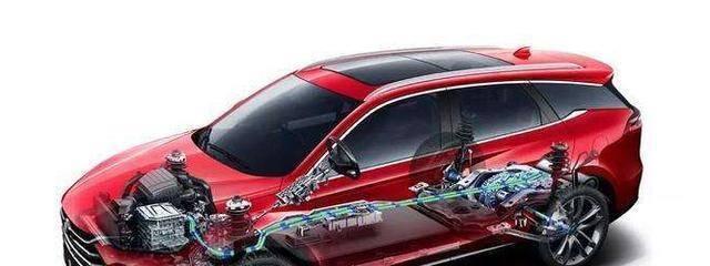 比亚迪汽车的核心在于电动和插电式混动汽车,在这一领域比亚迪确实是