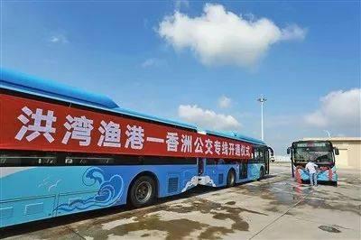 珠海:洪湾中心渔港成为环境优美设施完善的新家园