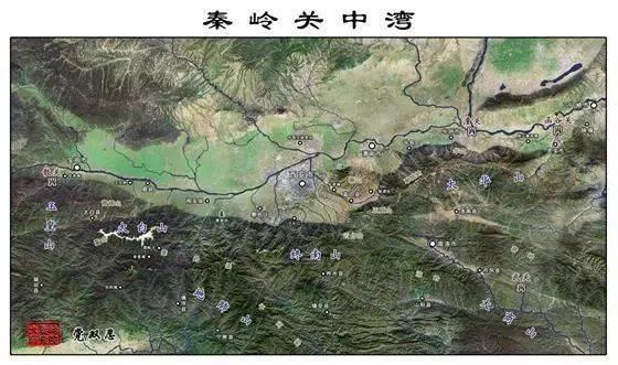 """保护秦岭   大秦岭,中国""""芯""""_手机搜狐网图片"""