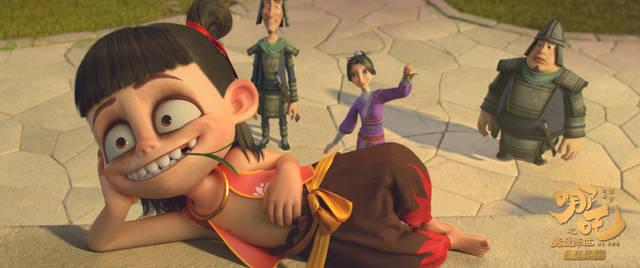 哪吒》将在北美上映,国内票房超38亿夺亚洲动画票房冠军
